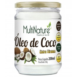 ÓLEO DE COCO - MULTINATURE