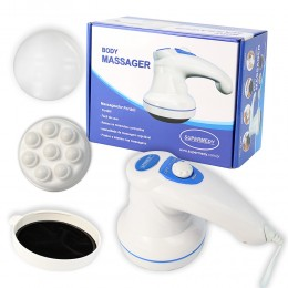 Massageador Orbital Body Massager Supermedy - Voltagem 110v